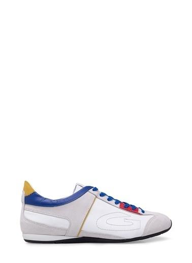 Alberto Guardiani  Ayakkabı Erkek Ayakkabı S Agu101176 Beyaz